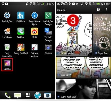 Android: que tal instalar o novo app de câmera em seu smartphone?