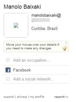 Gmail: como ver informações do Twitter e Facebook de seus contatos