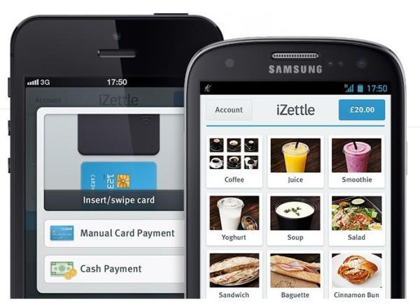 iZettle chega ao Brasil: gadget transforma smartphone em máquina de cartão