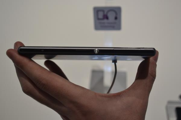Hands-on: testamos o Xperia Z1 na IFA 2013