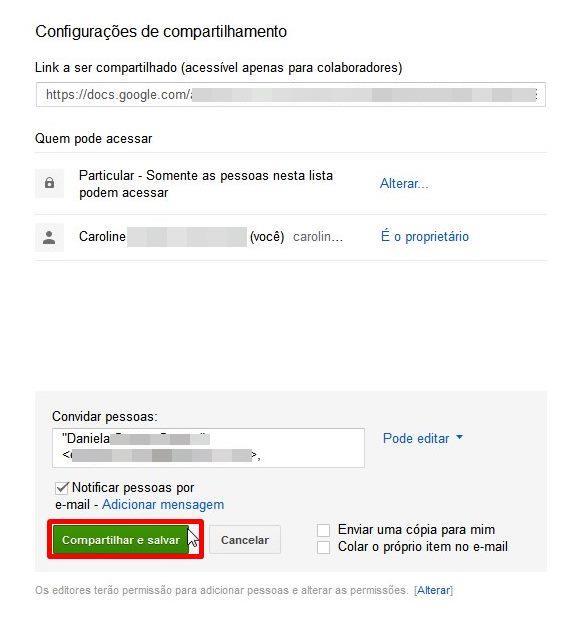 Google Drive: como mudar o proprietário de um arquivo