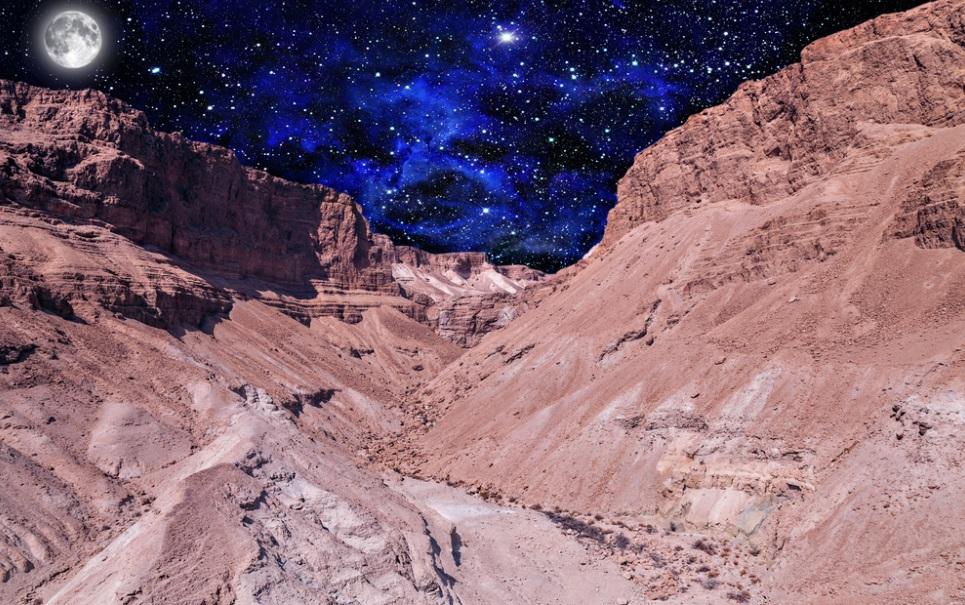 Arte de Marte: confira as melhores fotos deste planeta clicadas pela NASA