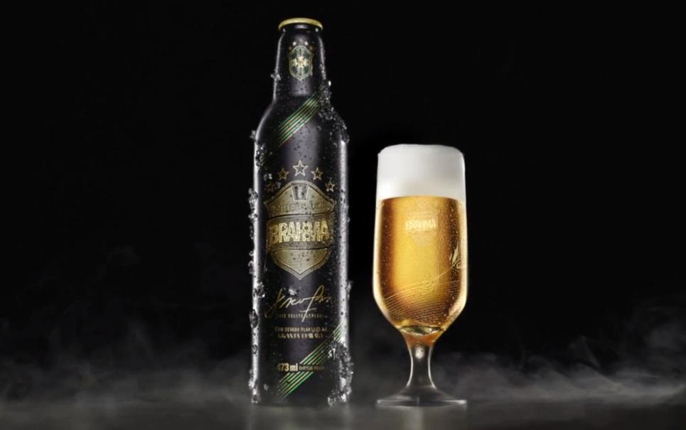 Brahma lança cerveja especial para comemorar a Copa do Mundo