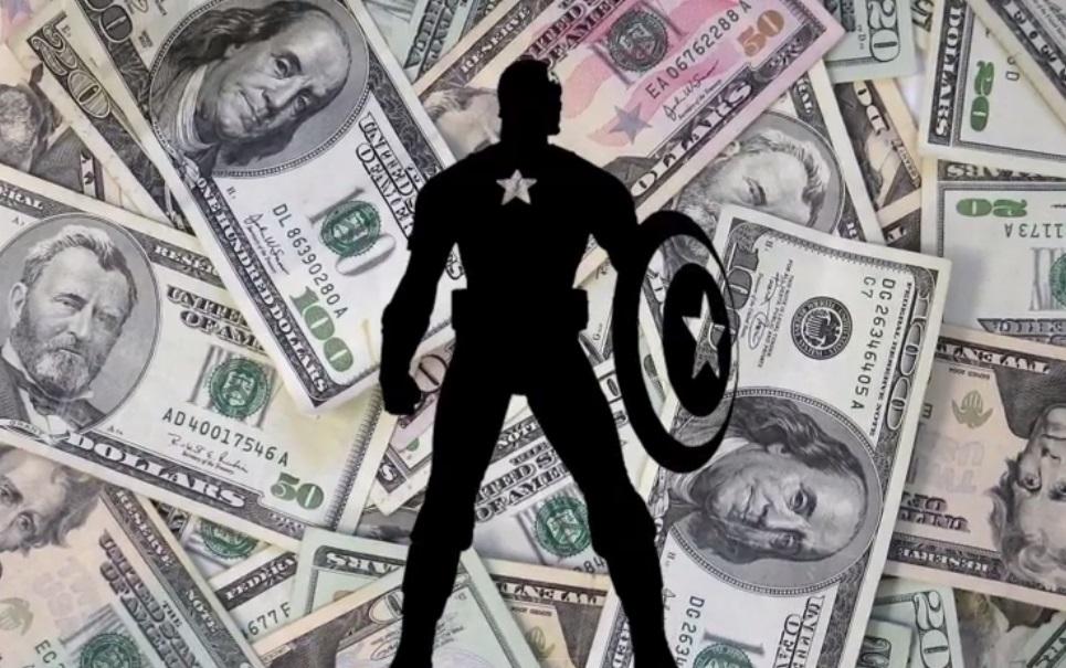 """Você sabe quanto dinheiro o Capitão América """"custaria"""" se fosse real?"""