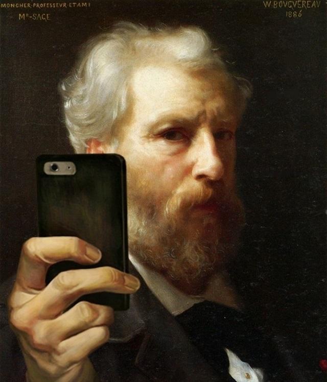William-Adolphe Bouguereau foi um aclamado pintor realista que viveu e produziu sua obra na França