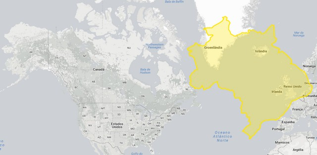 Brasil e Canadá