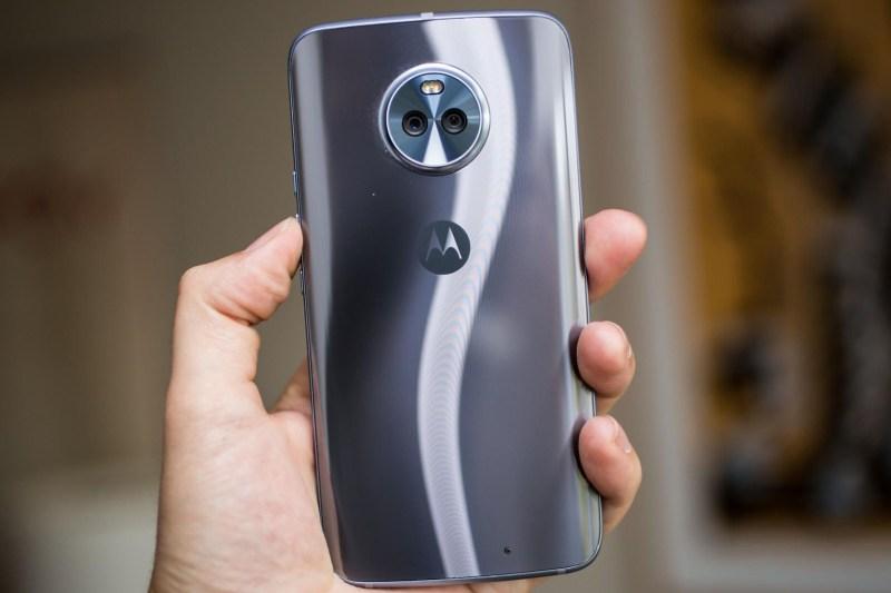 Galaxy S8 vs Moto X4