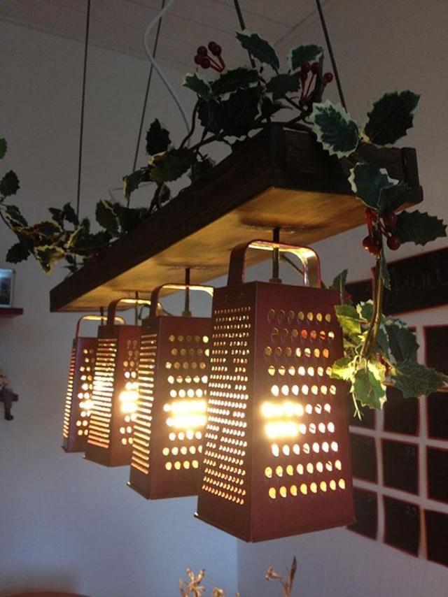 Luminárias de cozinha