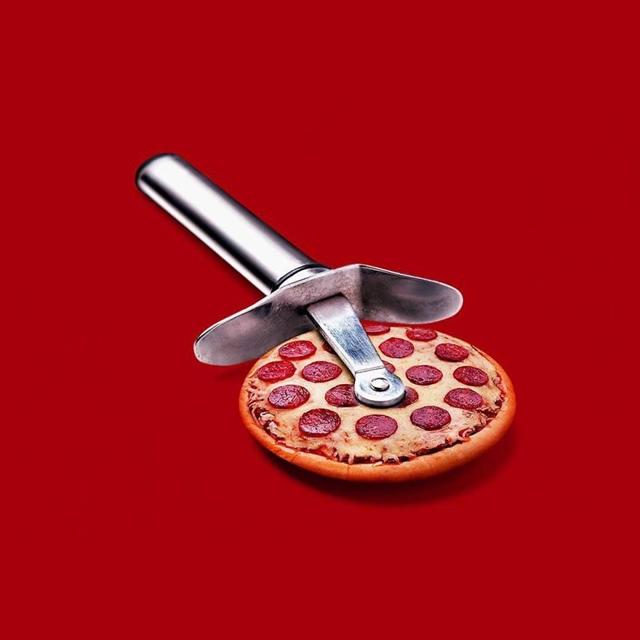 Cortador ou pizza