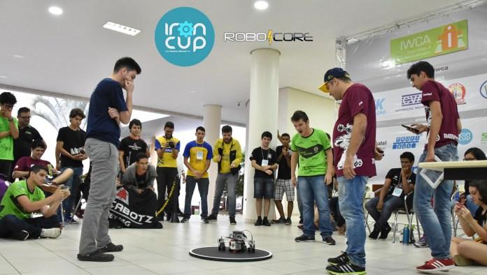 Competição de robótica