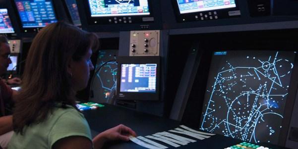 Detecções por radar