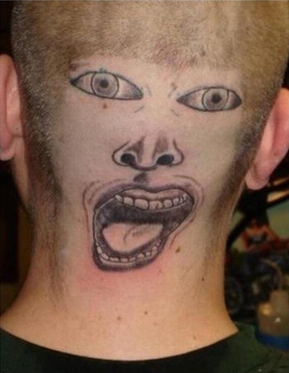 Tatuaje fealdad
