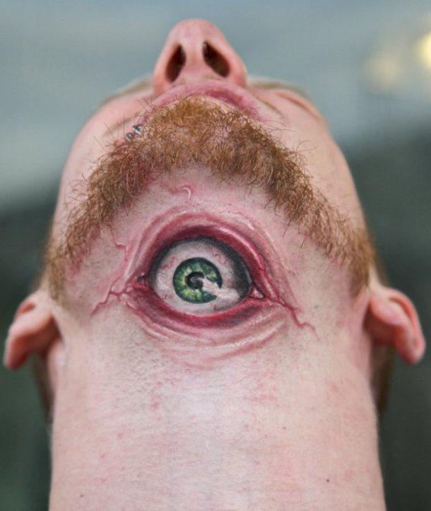 Tatuaje siniestro