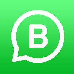 Ícone WhatsApp Business IOS