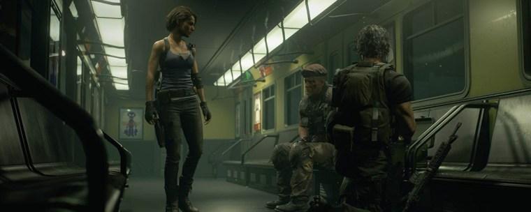 Resultado de imagem para RESIDENT EVIL 3 remake