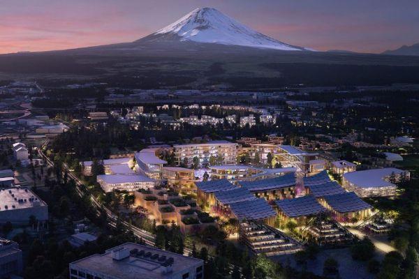 Toyota anuncia construção da cidade do futuro no Japão