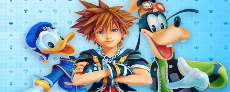 Kingdom Hearts: Neues Spiel wird möglicherweise früher als erwartet herauskommen