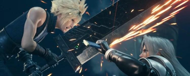 Der Trailer zu Final Fantasy VII enthüllt Cloud als Frau und Red XIII