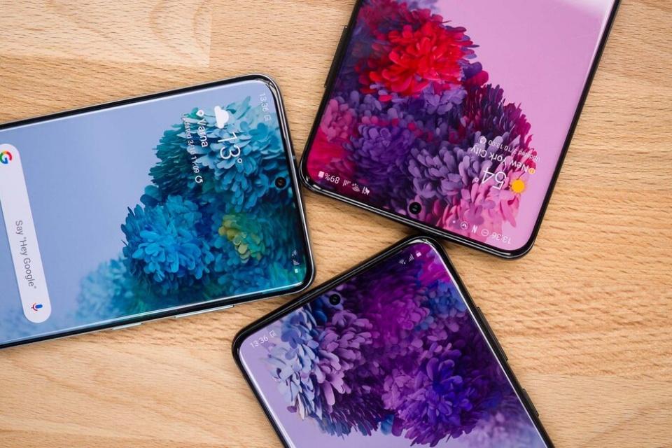 Programa da Samsung permite trocar de celular ?eternamente?