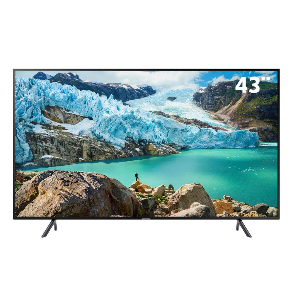 """Imagem: Smart TV LED 43"""" Samsung RU7100 4K HDR 43RU7100"""