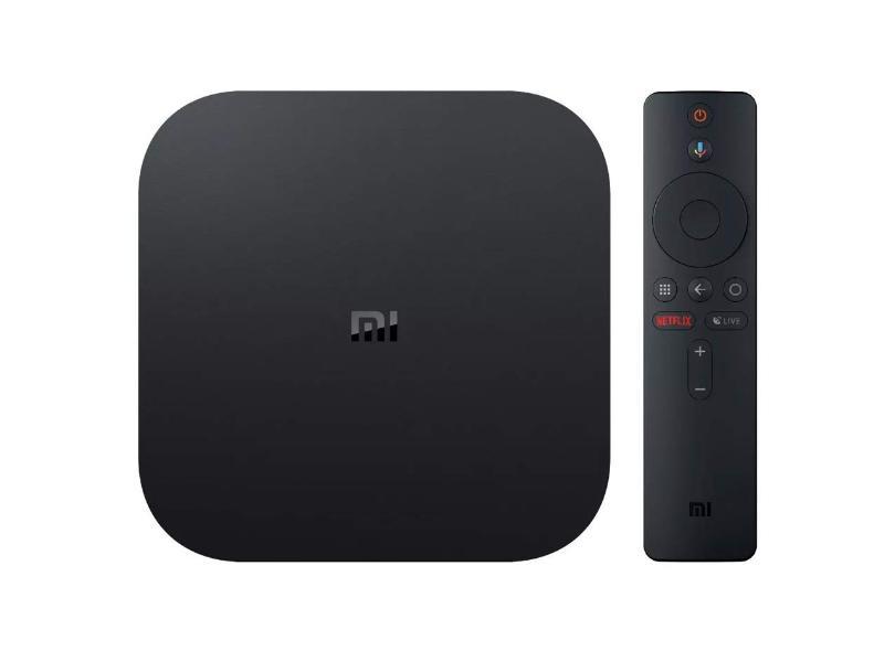 Imagem: Smart TV Box Xiaomi Mi Box S 8 GB 4K