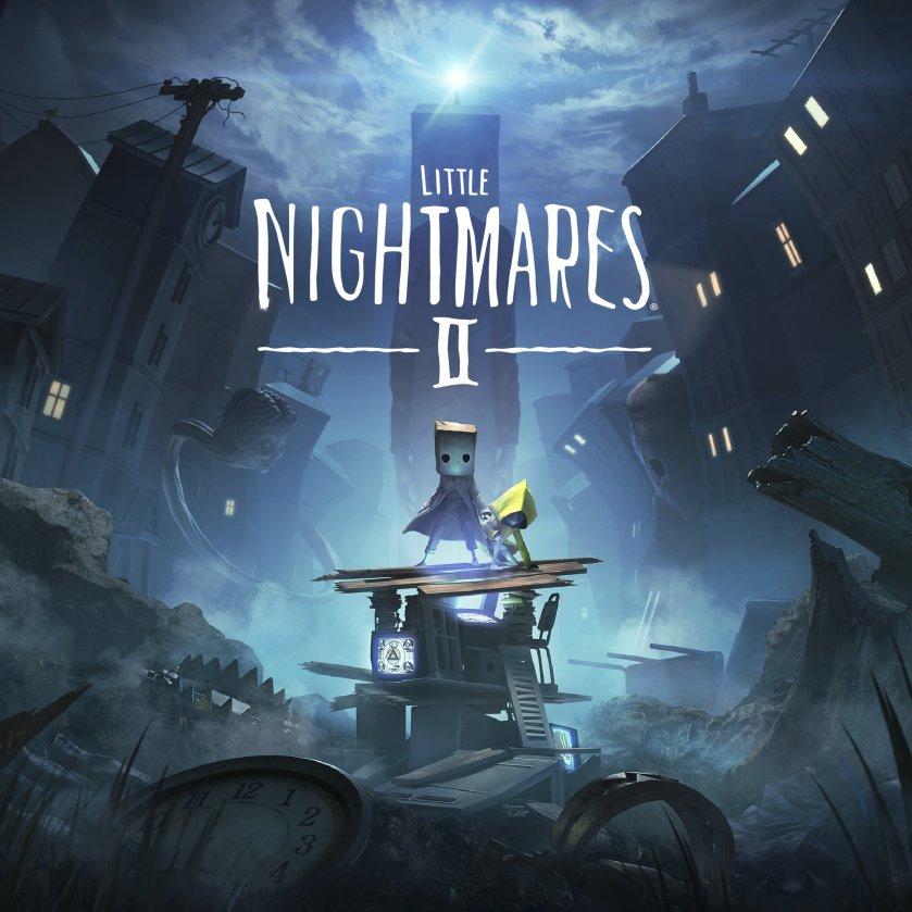 Image: Little Nightmares II game, PC