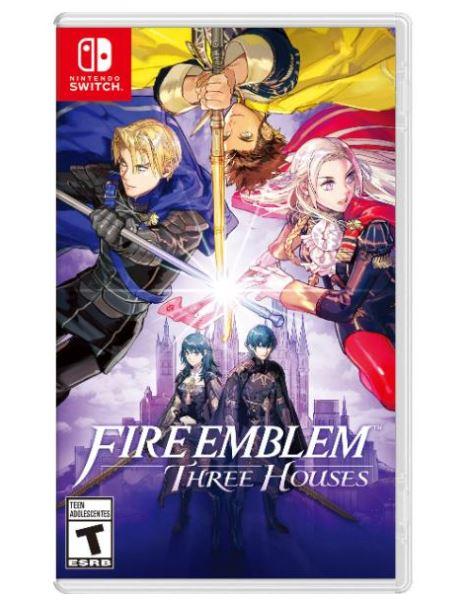 Image: Fire Emblem Game: Three Houses, Nintendo Switch