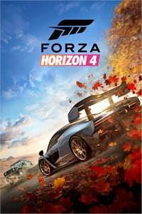 Image: Forza Horizon 4 game, Xbox