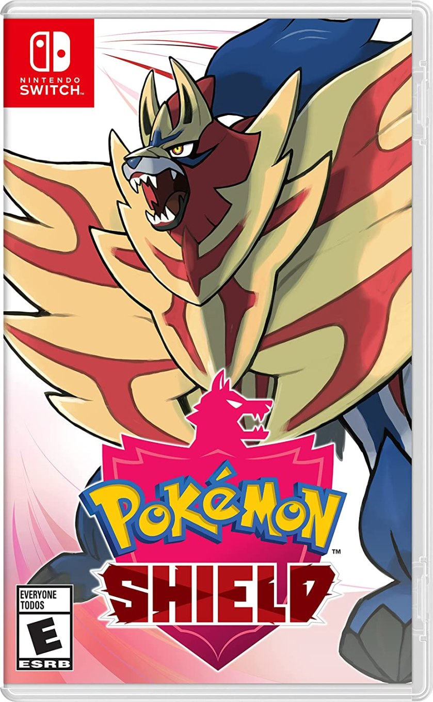 Image: Pokémon Shield Game, Nintendo Switch