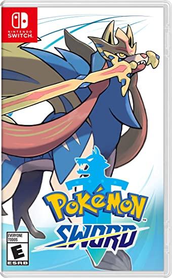 Image: Pokémon Sword Game, Nintendo Switch