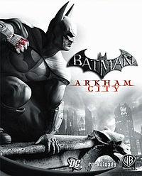 Image: Batman game Arkham City, PC