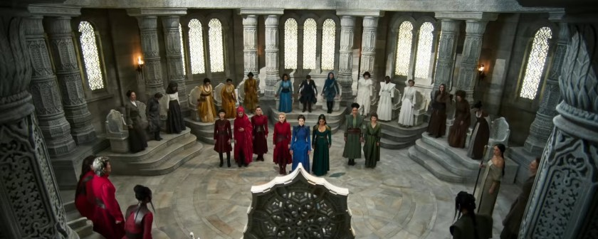 Image from: The Wheel of Time: series wins epic trailer and release date;  check out!
