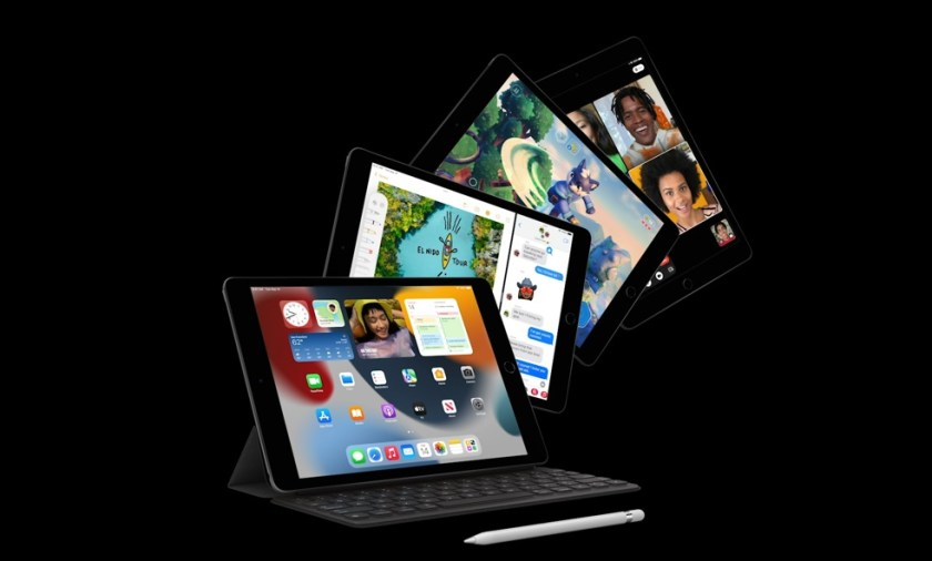 The entry-level iPad is focused on video conferencing and remote working, as well as entertainment.