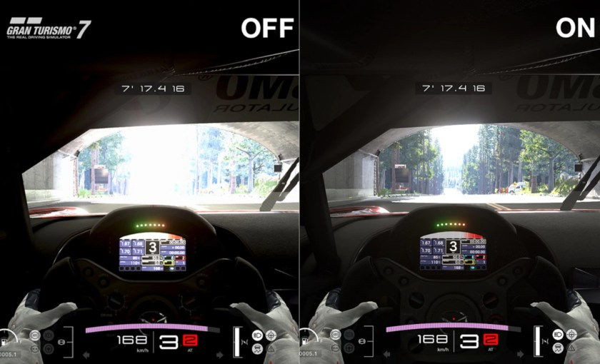 Auto HDR automatically enhances images during gaming (Picture: Sony/Playback)