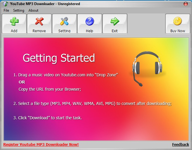 YouTube MP3 Downloader Download