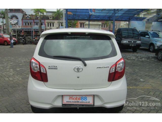 Harga Mobil Toyota Agya Bekas Baru Dijual Lalod