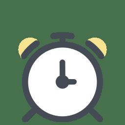 Alarm Clock Icon Free Png
