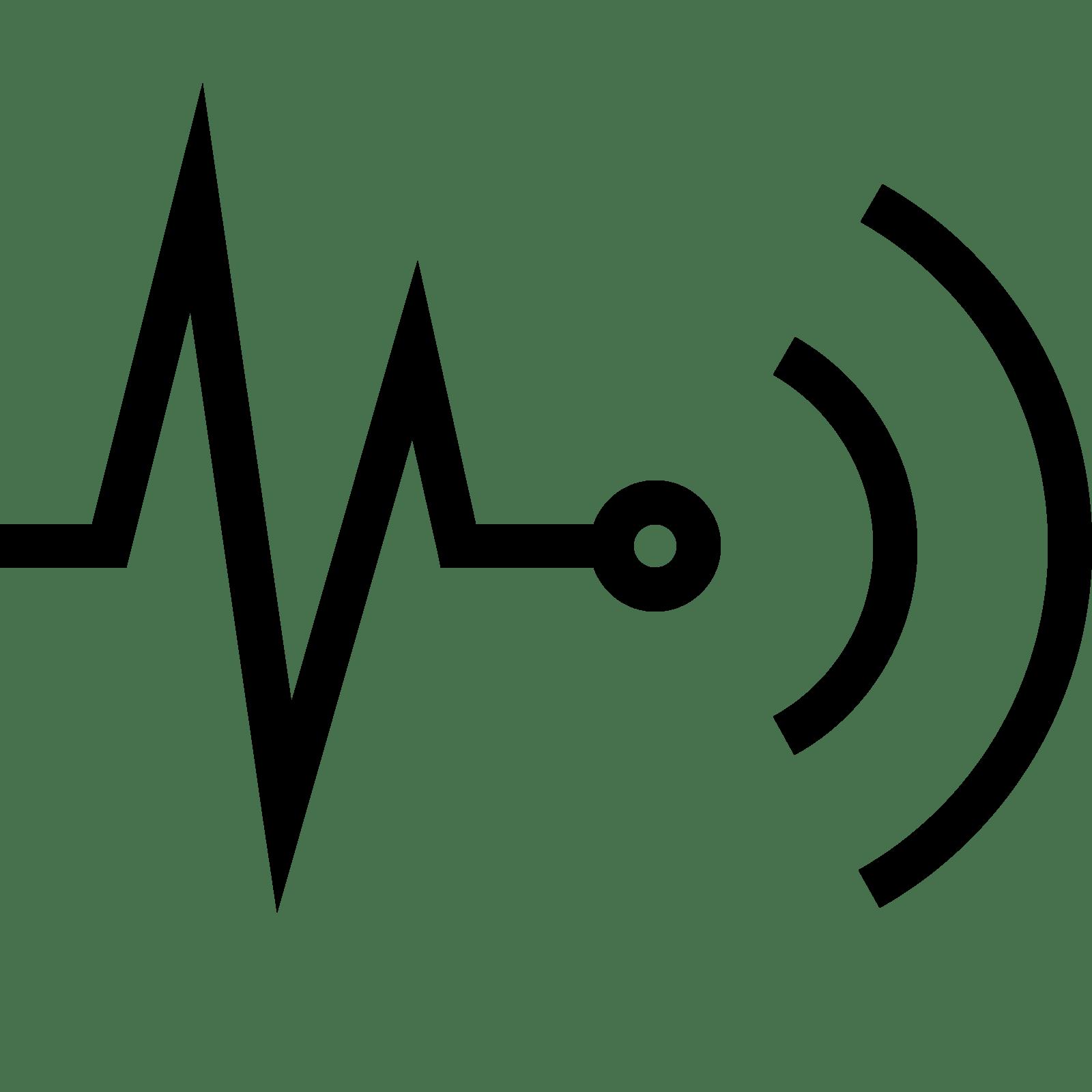 Proximity Sensor Icon