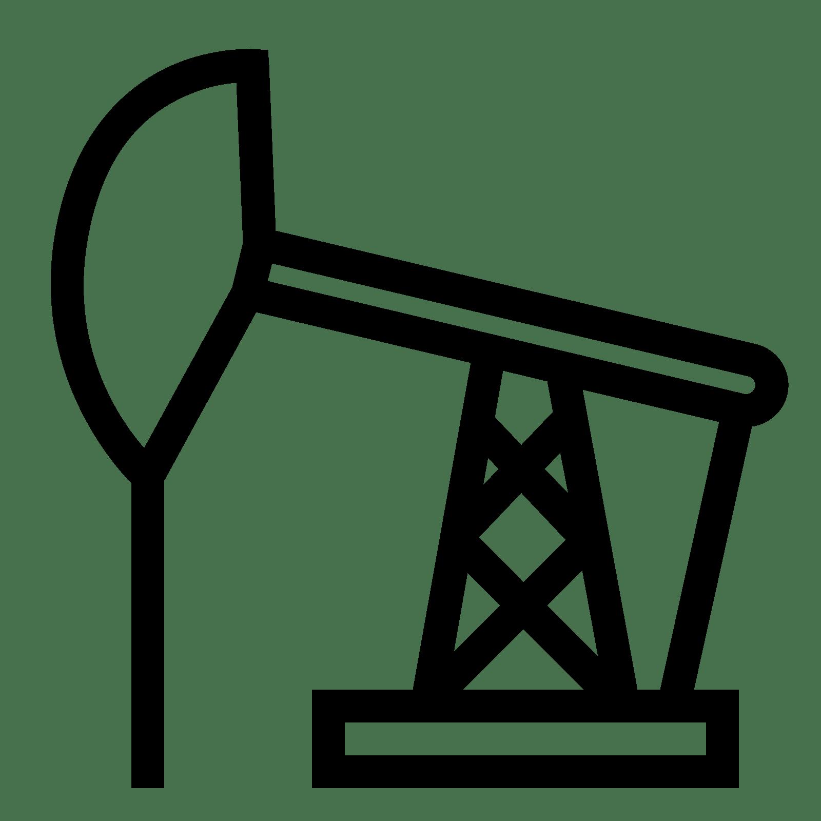 Oil Pump Svg Jerusalem House