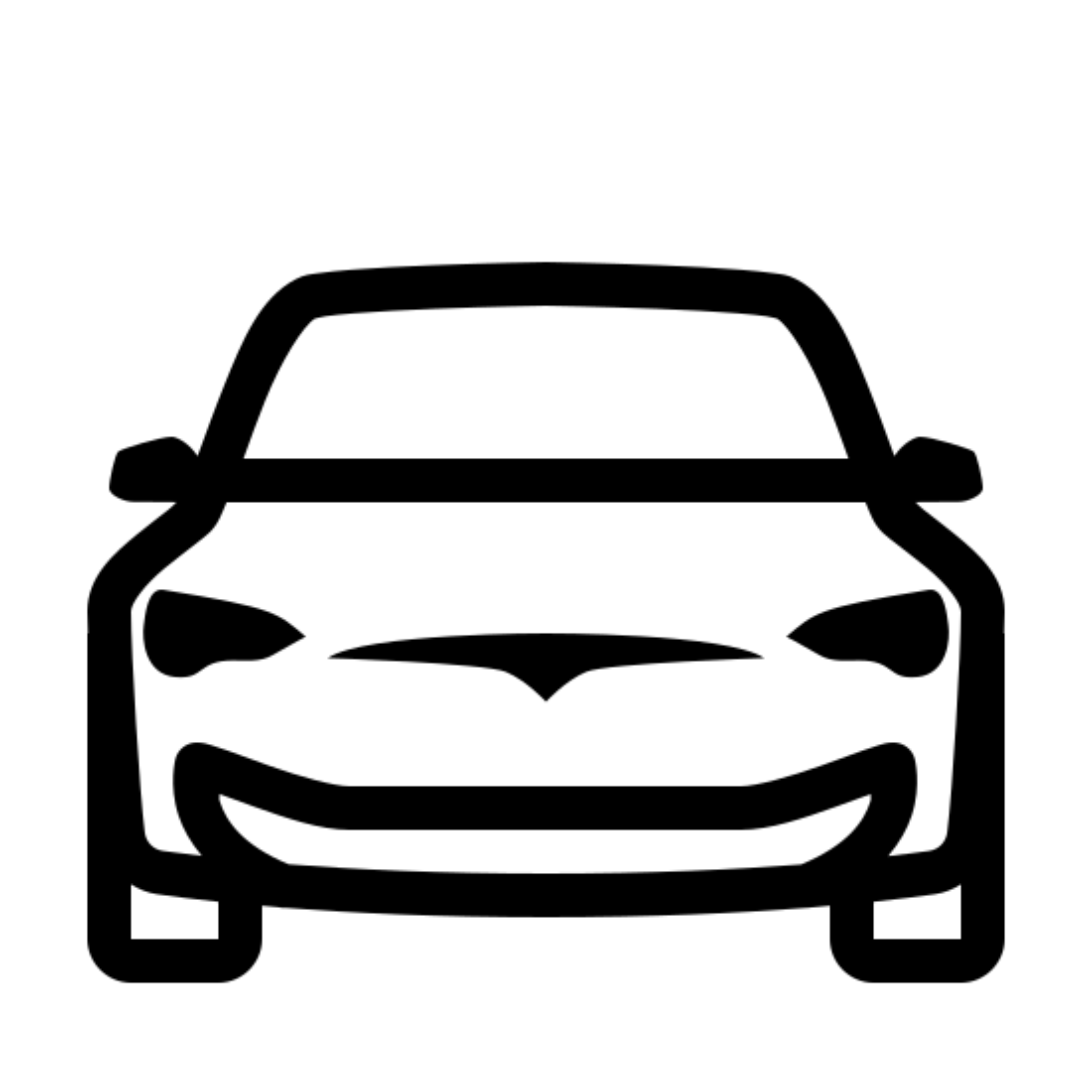 Aux Car Icon