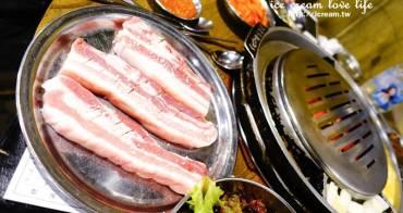 【韓國首爾】姜虎東烤肉店 동대문강호동백정 - 東大門 歷史文化公園 24小時吃到飽必吃美食