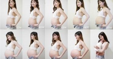 冰淇淋妹 懷孕子宮頸環紮、穿搭、妊娠紋、養胎、月子中心全紀錄