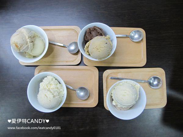 『台北松山_駱師傅冰淇淋之家』濃郁的法式手工冰淇淋、捷運站附近美食、夏天消暑聖品!