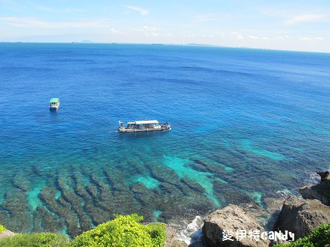 『屏東小琉球』兩天一夜美麗島嶼的相見歡~~♥part I♥