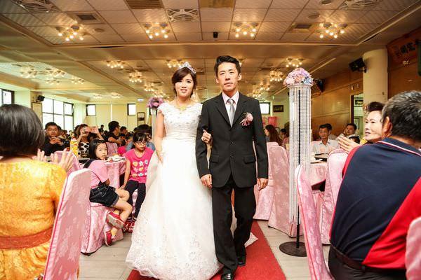 ♥我要結婚了♥2015國慶新娘愛伊特的桌位分布、影片製作篇