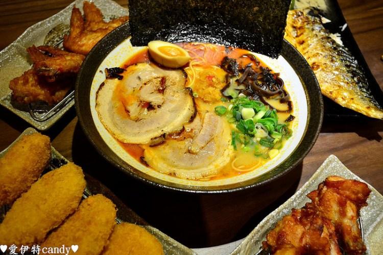 『台中西屯區_同拉麵とともに-文心店』由你自己親手打造的拉麵,消夜也能暖呼呼!
