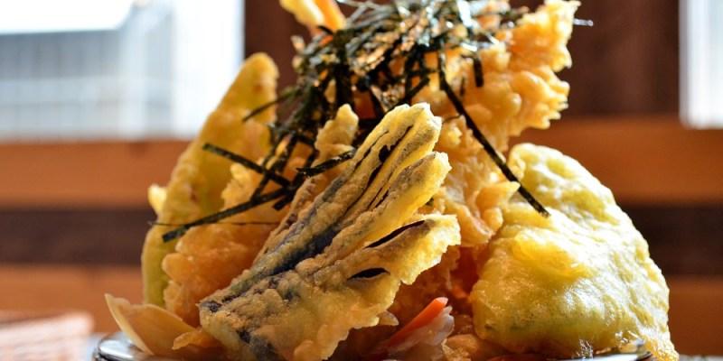 一中美食_虎川-山丼本舖│充滿飽足感的丼飯,白飯味噌湯免費無限續。