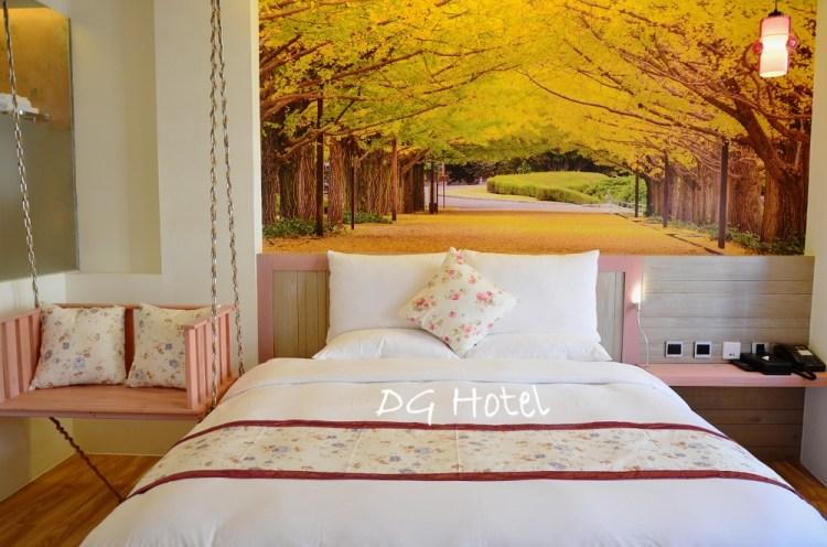 大稻埕住宿_D.G Hotel│迪化街住宿推薦!隱身在懷舊老街的浪漫花海旅館~(合法編號: 台北581)