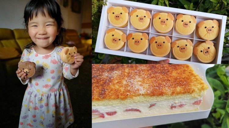烏日美食_卷卷烘焙│每一分鐘就售出一盒的焦糖草莓蛋糕,錯過就要等到十一月!