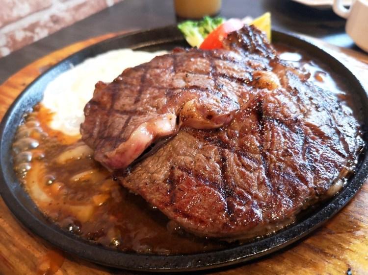 鹿港美食_鹿嚼饗Deer Chew Self Steak & Buffet│鹿港體育場附近牛排沙拉吧吃到飽,很受歡迎~